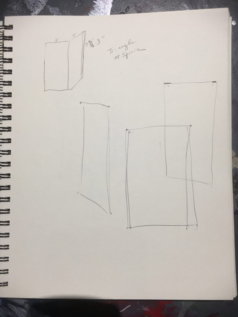 planning sketches